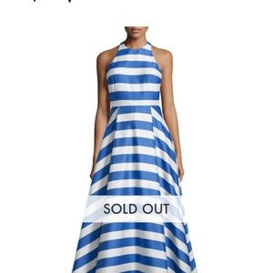 NTW Alice+Olivia striped dress